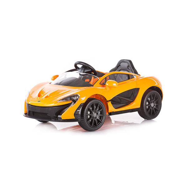 Електрическа кола McLaren P1